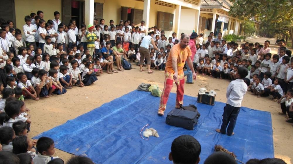 Cambogia Cooperazione Ridorido 16